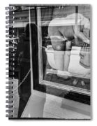 Worth Ave Reflections 0488 Spiral Notebook
