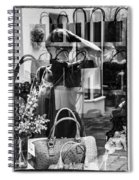 Worth Ave Reflections 0503 Spiral Notebook