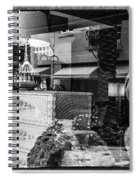 Worth Ave Reflections 0510 Spiral Notebook