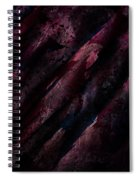 Wounded Lamb Spiral Notebook