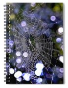 Woven Devotion Spiral Notebook