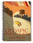 Wpa Olympic Spiral Notebook