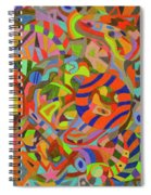 WR3 Spiral Notebook