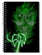 Wraith Spiral Notebook