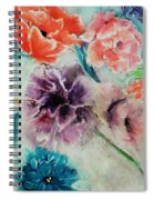 Wrap It Up In Spring By Lisa Kaiser Spiral Notebook