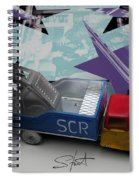 Wrecking Crew Spiral Notebook