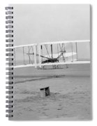 Wright Brothers, 1903 Spiral Notebook