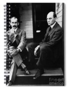 Wright Brothers Spiral Notebook