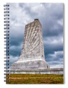 Wright Brothers National Memorial  Spiral Notebook