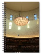Writings On The Wall Spiral Notebook