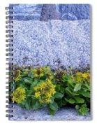 Written In Stone Spiral Notebook