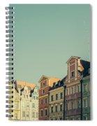 Wroclaw Architecture Spiral Notebook