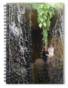Wterfall Spiral Notebook