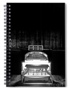 Wurlitzer Organ In The Lincoln Theatre Spiral Notebook