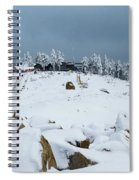 Wurmberg, Harz Mountains Spiral Notebook