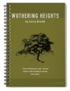 Wuthering Heights Greatest Books Ever Series 017 Spiral Notebook