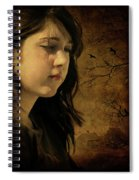 Wuthering Hights Spiral Notebook