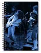 Ww#7 Enhanced In Blue Spiral Notebook