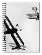 Wwi: Dogfight Spiral Notebook