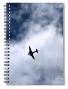 Douglas C-47 Skytrain 2 - The Drop Spiral Notebook