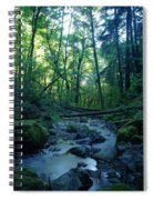 Wyeth Creek Spiral Notebook
