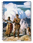 Wyeth: Sacajawea Spiral Notebook