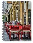 Wyndham Arcade Cafe 1 Spiral Notebook