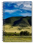Wyoming Beauty Spiral Notebook