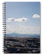 Wyoming Skies Spiral Notebook