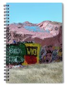 Wyoming Tech Spiral Notebook