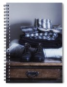 Wyoming Territorial Prison Processing Room Spiral Notebook