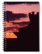 Wyoming Valley On My Mind... Spiral Notebook