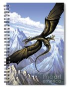 Wyvern Spiral Notebook