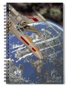 10105 X-wing Starfighter Spiral Notebook