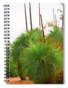 Xanthorrhoea Spiral Notebook