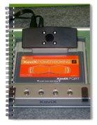 Xavixport Spiral Notebook