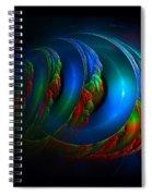 Xenolith-2 Spiral Notebook