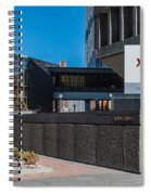 Xerox Tower Entrance Spiral Notebook