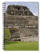 Xunantunich   Spiral Notebook