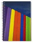 Xylophone Spiral Notebook