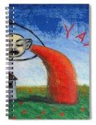 Yaaahhh Spiral Notebook