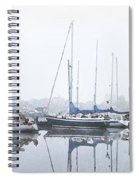Yachting Club Spiral Notebook