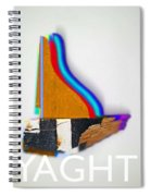 Yaghts Spiral Notebook