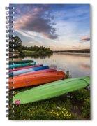 Yak Attack Spiral Notebook