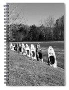 Yak Rack Spiral Notebook