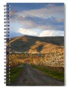Yakima Valley Spring Spiral Notebook