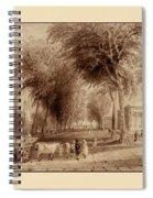 Yale University 1836 Spiral Notebook