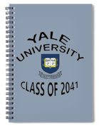 Yale University Class Of 2041 Spiral Notebook
