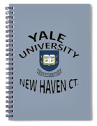 Yale University New Haven Ct.  Spiral Notebook
