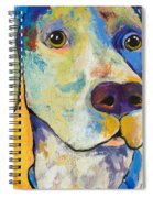 Yancy Spiral Notebook